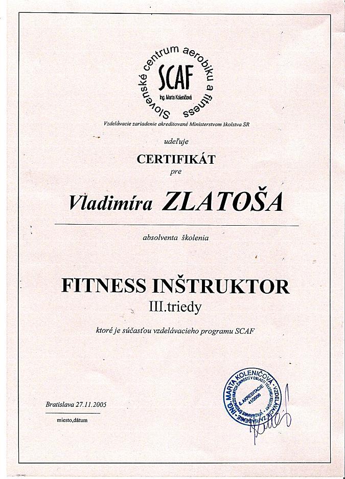 certifikat 3